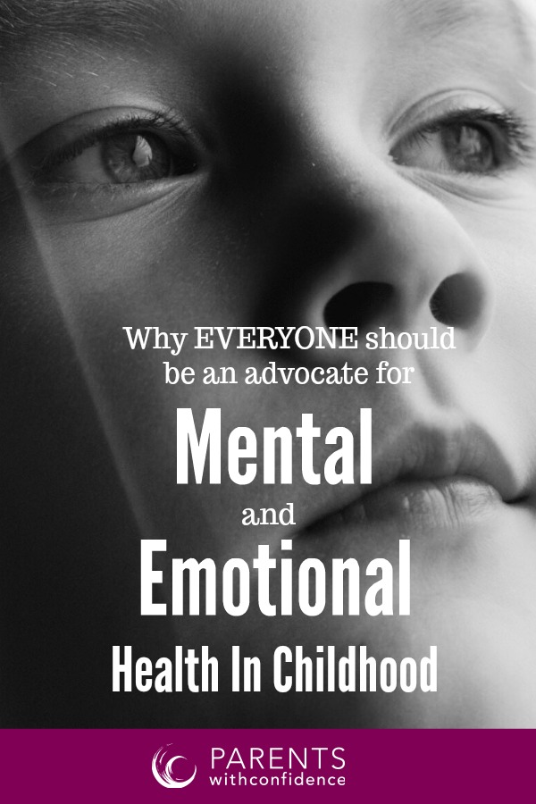 mental and emotional health in childhood