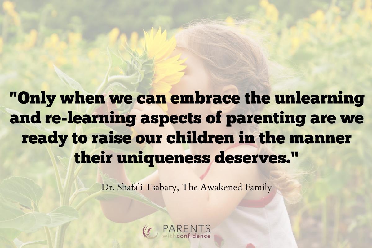 parenting kids quote