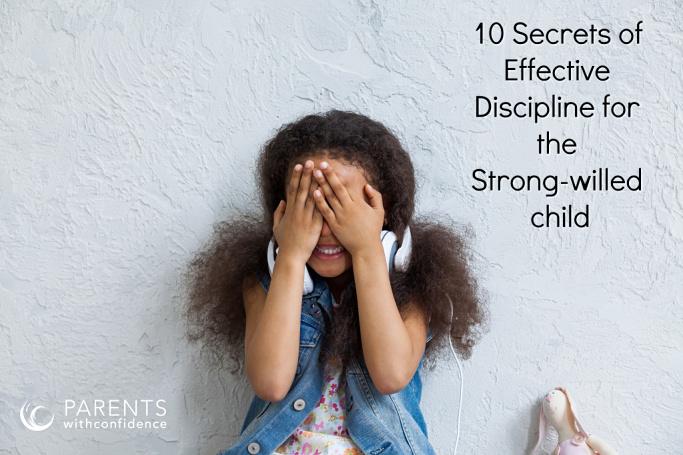 stubborn child discipline