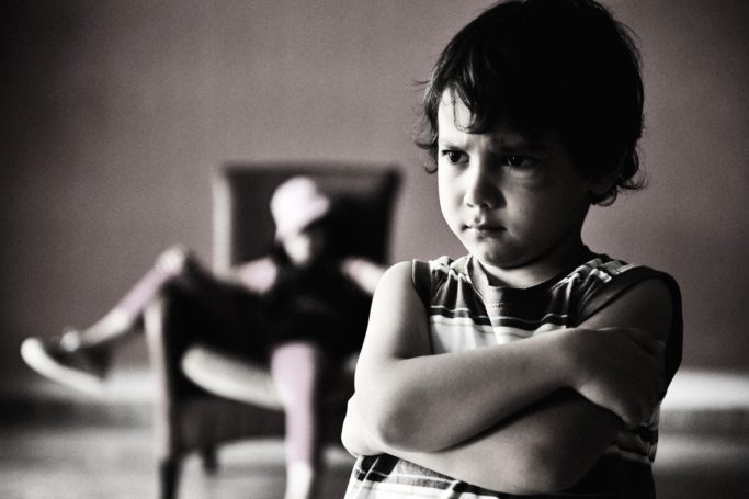 what are characteristics of strong willed child