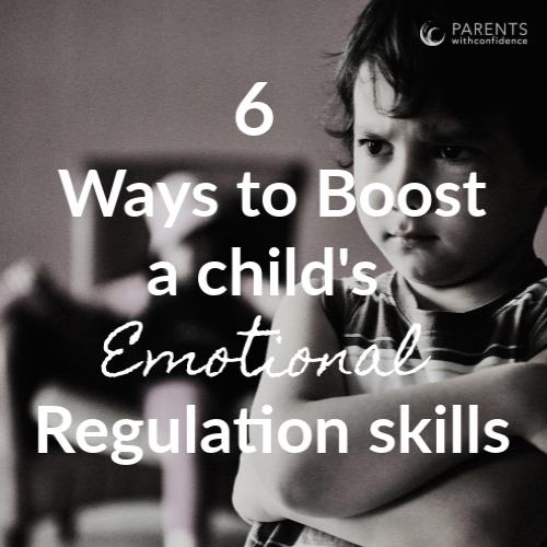 Child's emotional regulation skills