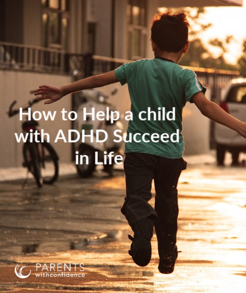 help a child with ADHD