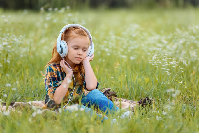 mindfulness with kids