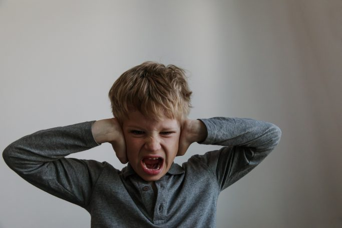 child deal with anger