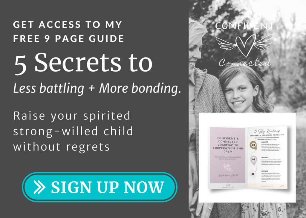 raising a strong willed child guide