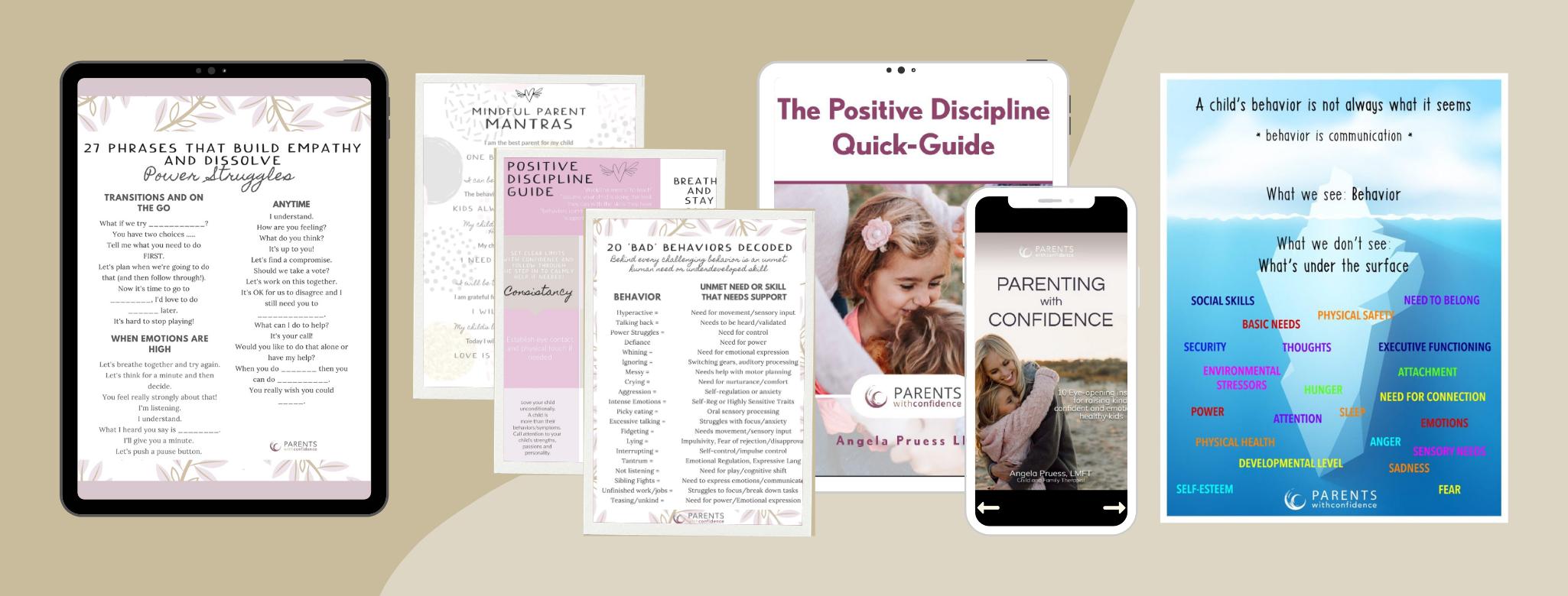 positive discipline guide