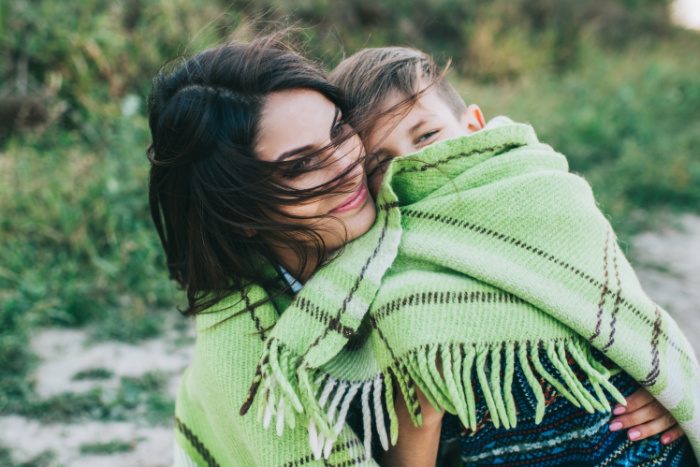 healthy daily routines parents