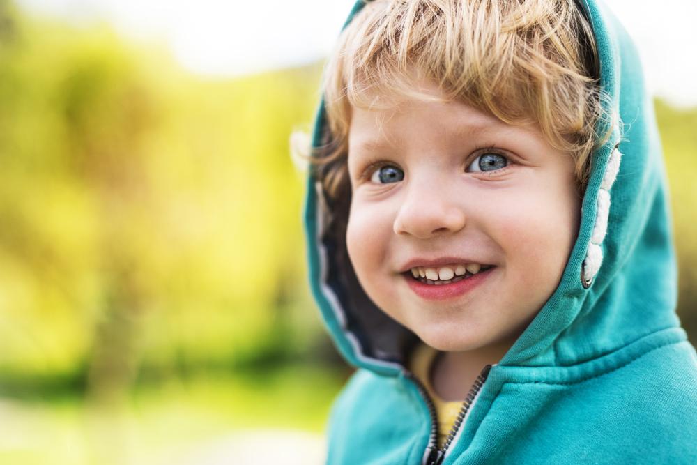 toddler outdoor activity